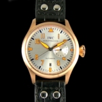 아이더블유씨 Big Pilot`s Watch 7Days Rosegold-1