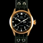 아이더블유씨 Big Pilot`s Watch 7Days Rosegold-2
