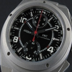 아이더블유씨 INGENIEUR AMG CHRONOGRAPH TITANIUM Perfect