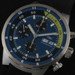 아이더블유씨 AQUATIMER `Cousteau Divers` (Ref.IW378203)