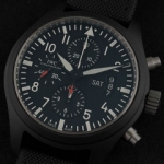 아이더블유씨 Pilot`s Watch Classic Chrono-Automatic TOPGUN 378901-3