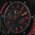 위블로 BIGBANG HUBLOT Red Devil Bang For Manchester United Football Club