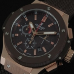 위블로 (HB 79045)HUBLOT Big Bang UEFA EURO 2008 Rose Gold SWISS 7750 A/T